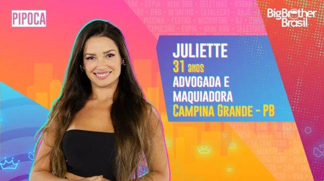 Juliette BBB21