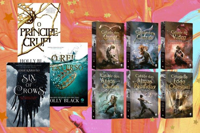 livros de fantasia
