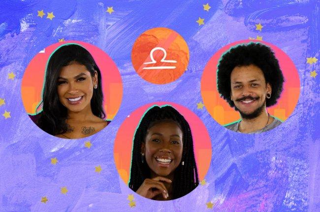 Pocah, Camilla de Lucas, João Luiz são Librianos
