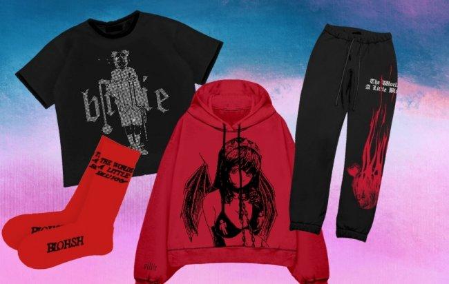Coleção de roupas de Billie Eilish