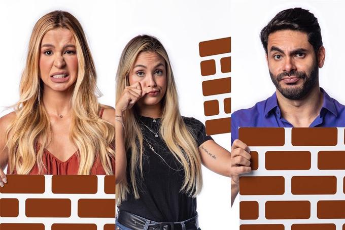 Primeiro eliminado do BBB21 será Kerline, Rodolffo ou Sarah