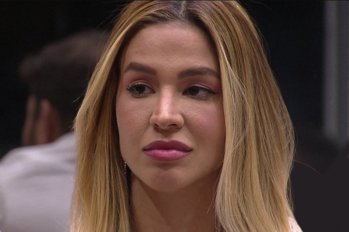 Kerline é a primeira eliminada do BBB21