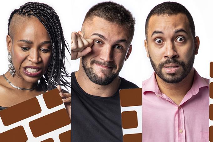 BBB21: Karol Conká, Arthur e GIlberto estão no paredão