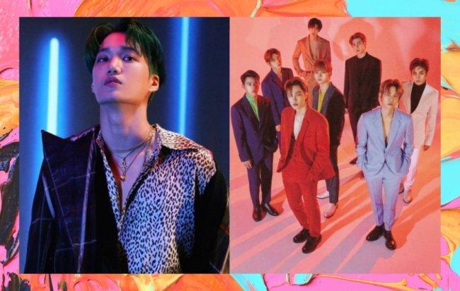Gucci lança coleção inspirada em Kai, do grupo EXO