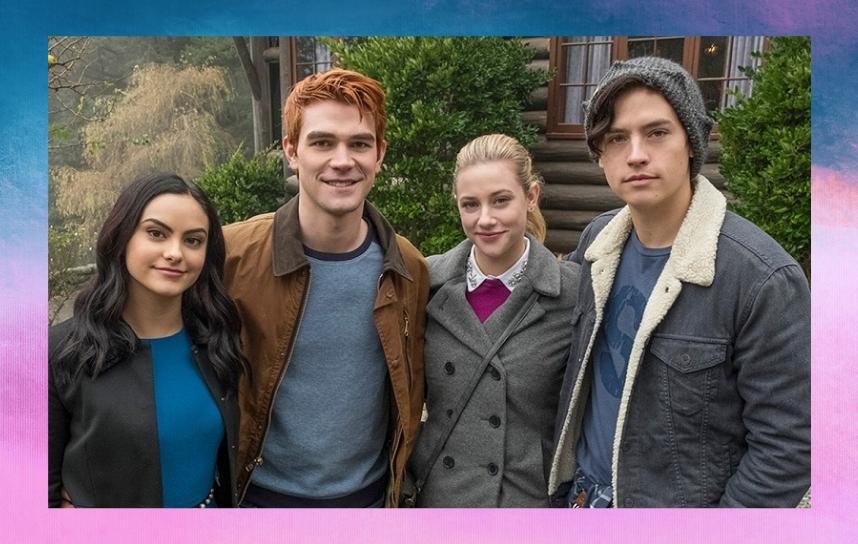 Personagens passam por salto temporal, em Riverdale.