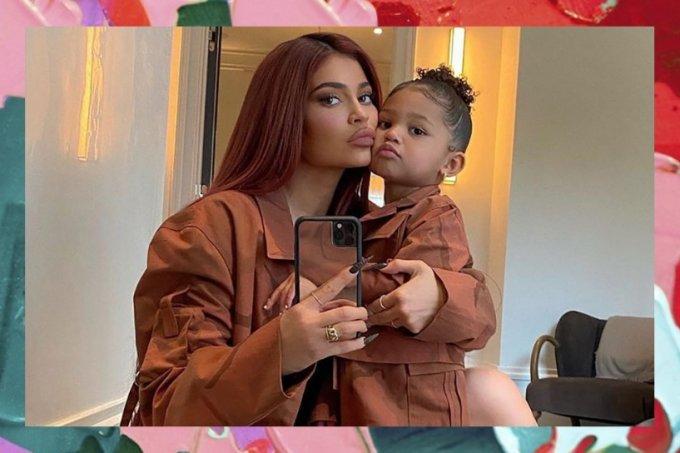 Kylie Jenner e Stormi