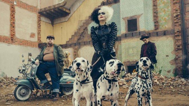Disney divulga primeiro pôster do live-action de Cruella, com Ema Stone