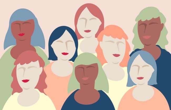 O feminismo é sobre empoderar as mulheres, mas não é sobre amar todas elas
