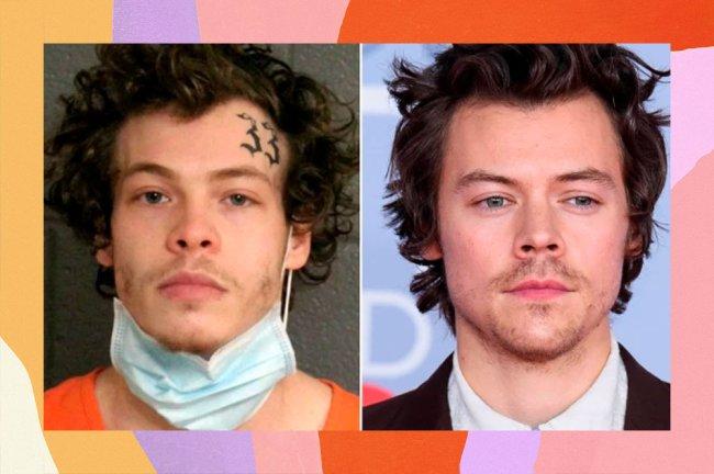 Assaltante parecido com Harry Styles