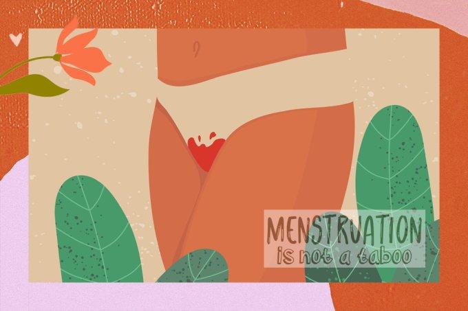 menstruação não é tabu