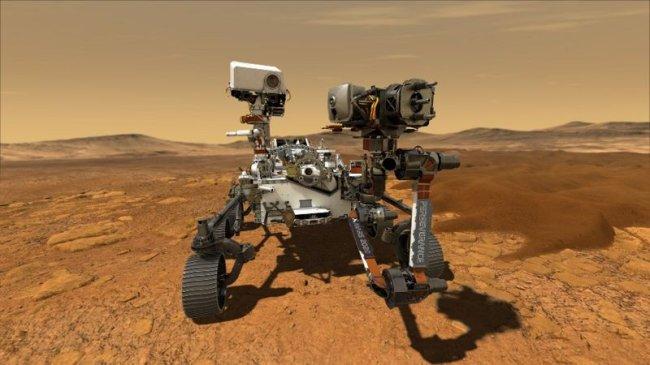 Sonda da Nasa pousa em Marte com sucesso para missão no planeta avermelho