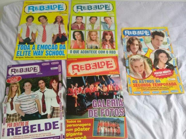 Nostalgia: 10 coisas de RBD que provavelmente você já quis ter