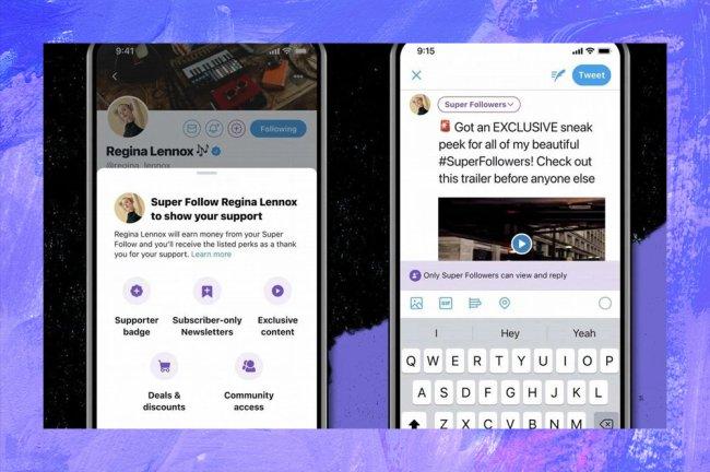 Twitter anuncia recurso em que usuário pode pagar por conteúdos exclusivos