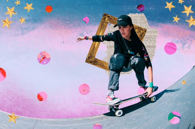 Carreira: Yndiara Asp conta como transformou o skate em profissão