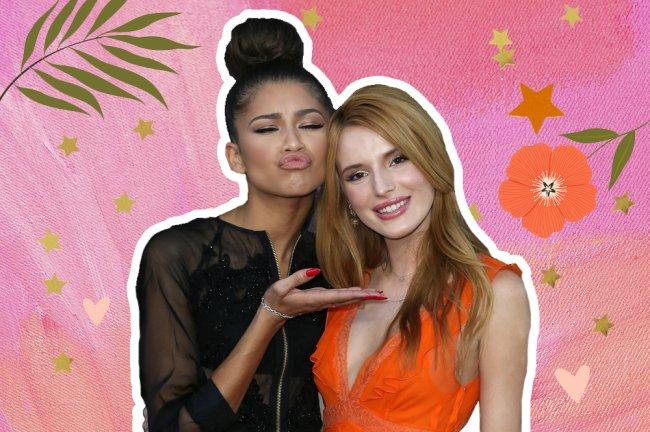 Bella Thorne culpa rivalidade feminina por inimizade inicial com Zendaya