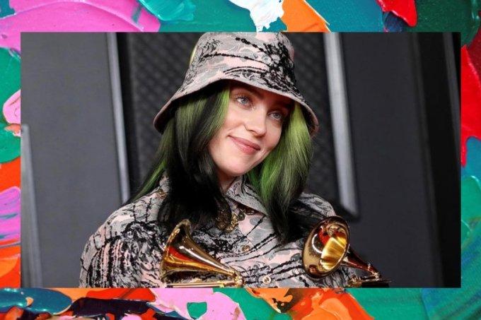 Billie Eilish Grammy
