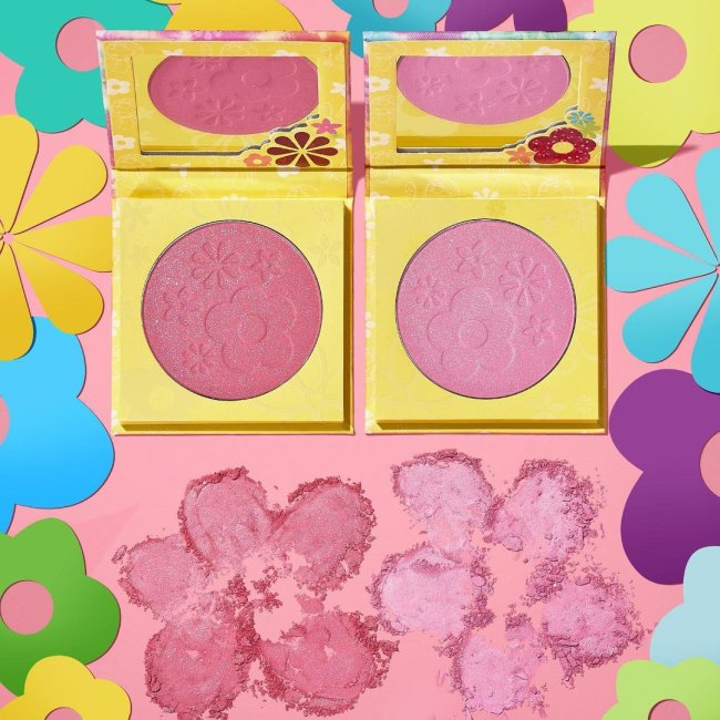 Blush coleção Lizzie McGuire