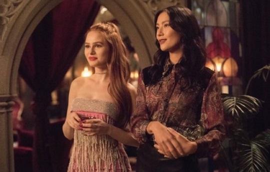 Cheryl Blossom e Minerva
