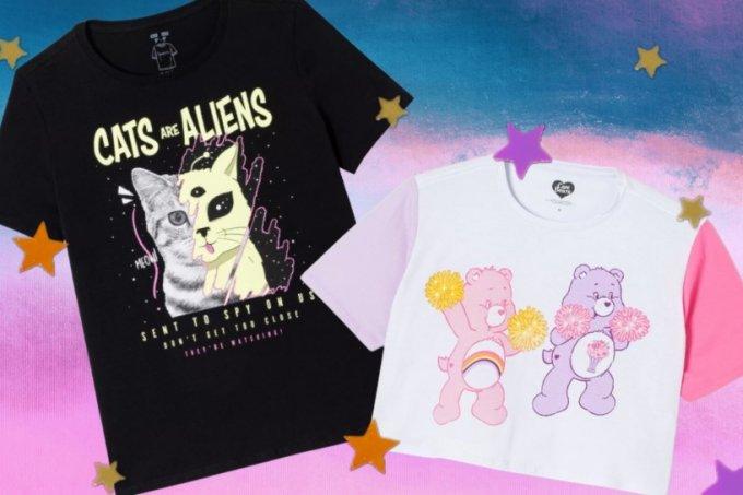 Dicas de camisetas diferentes e estilosas