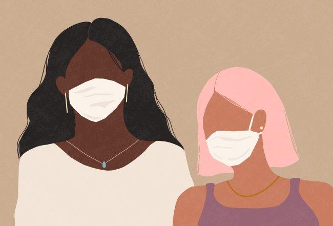 7 erros que diminuem a eficácia da máscara de proteção contra a COVID-19