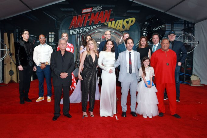 Premiere da Disney e Marvel de Ant-Man And The Wasp