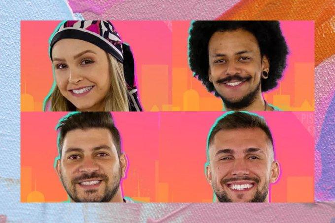 PAREDÃO-FALSO-BBB21-CARLA-DIAZ-CAIO-ARTHUR-JOÃO-LUIZ