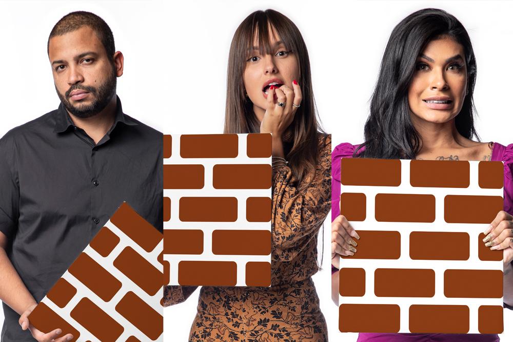 Enquete BBB21: Projota, Thais, ou Pocah. Vote em quem deve sair!