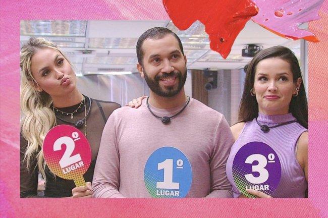 Sinastria do G3 do BBB21: a amizade de Sarah, Gil e Juliette dá certo?