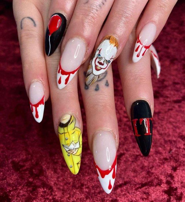 nail art it a coisa