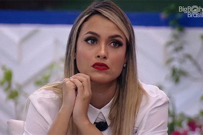 Sarah Andrade do BBB21