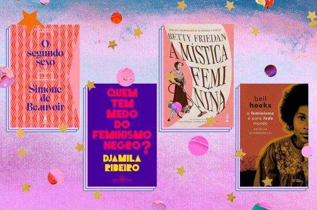 8 livros necessários para conhecer (de verdade) o movimento feminista