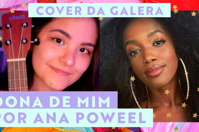 ana poweel cover iza