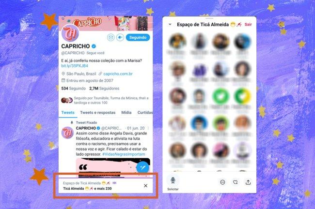 Twitter Spaces começa a funcionar em Android e deixa Clubhouse pra trás