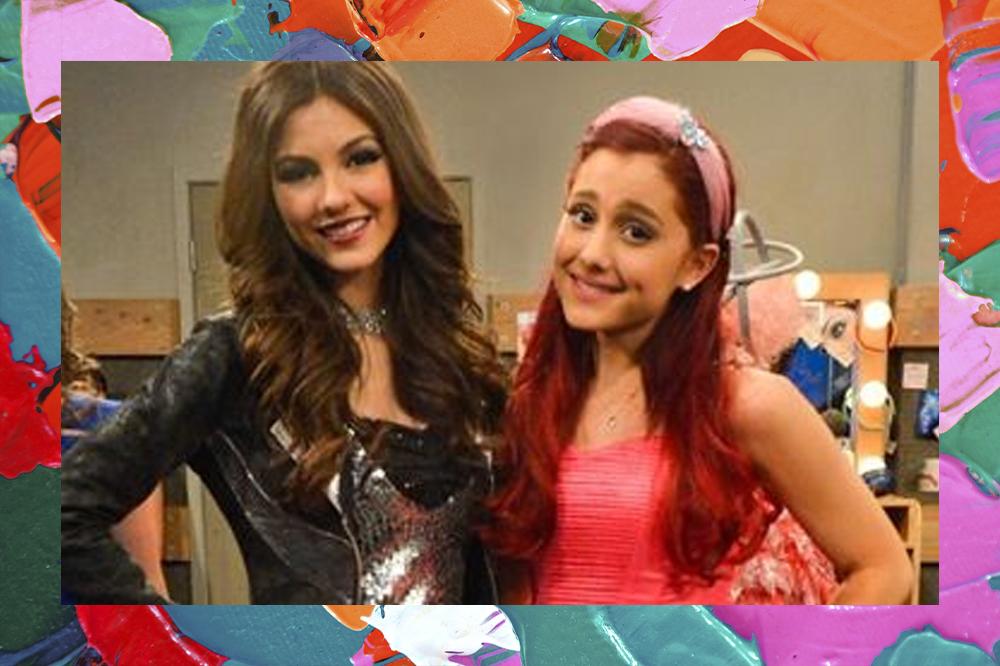 Victoria Justice e Ariana Grande