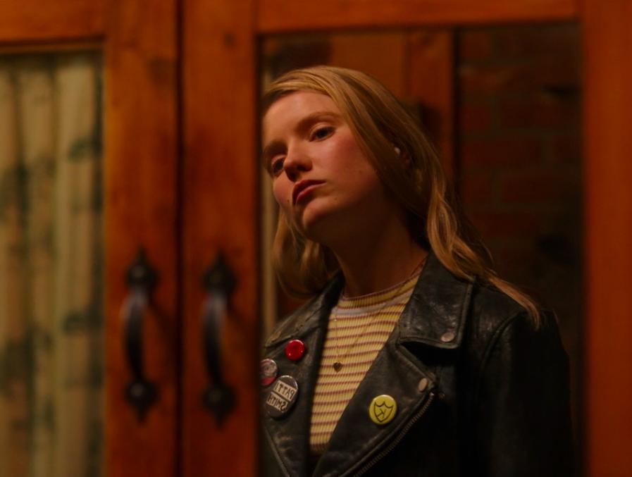 Vivian, personagem de Moxie: Quando as Garotas vão à Luta