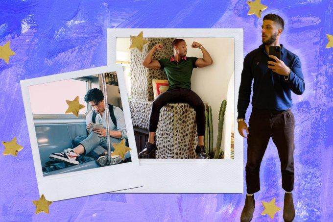 Crushes famosos usando calça curta que vão te fazer amar a peça polêmica