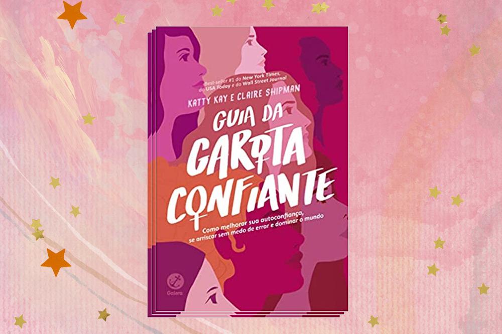 Capa do Livro: Guia da Garota Confiante