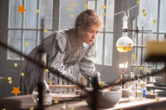 Radioactive: 10 coisas sobre Marie Curie que o filme da Netflix não conta
