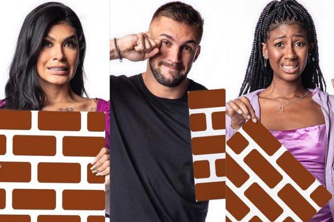 Enquete BBB21: Camilla, Pocah ou Arthur? Vote em quem deve sair!