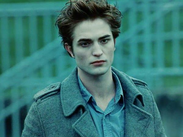 Robert Pattinson em