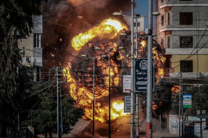 Israel x Palestina: as guerras, o conflito em Gaza e a cobertura midiática