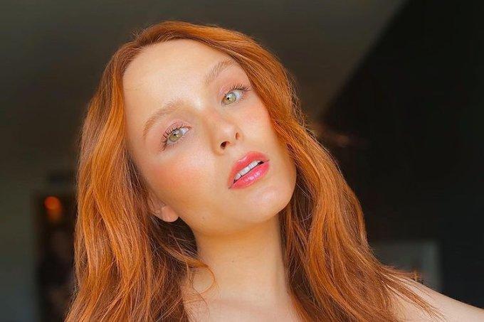 Larissa Manoela Ruiva