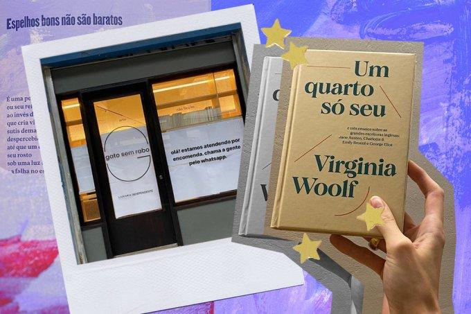 Gato Sem Rabo: livraria que trabalha apenas com obras de mulheres abre em SP