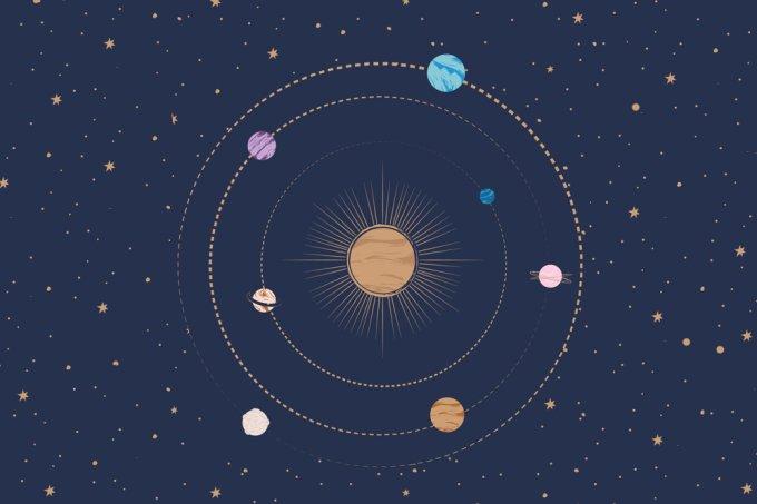 Saiba quais são os significados dos planetas no Mapa Astral