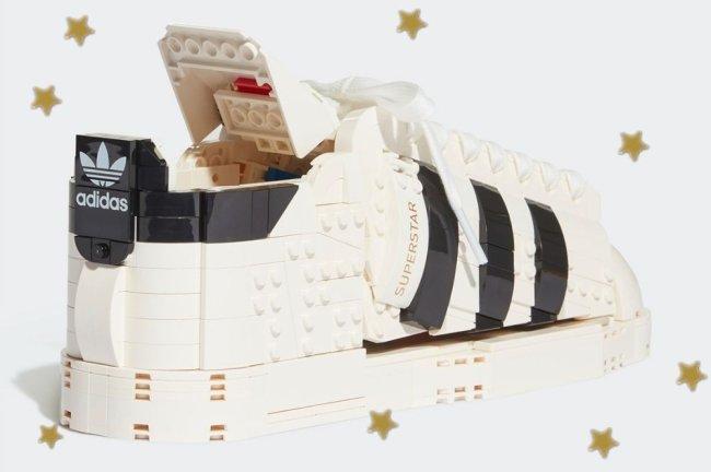 Adidas lança tênis montável com peças LEGO