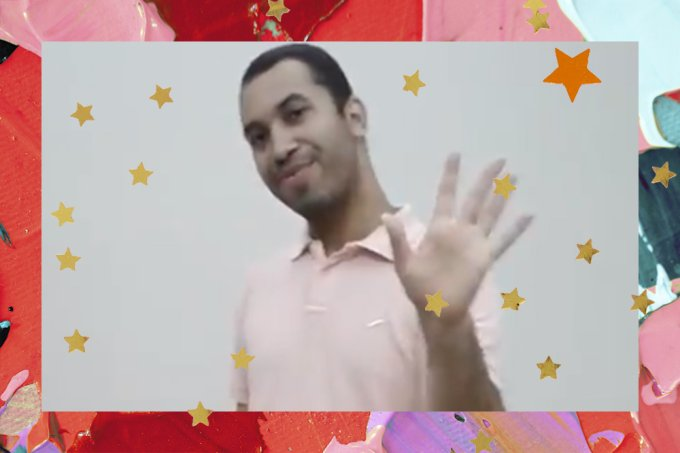 gilberto video inscricao bbb21