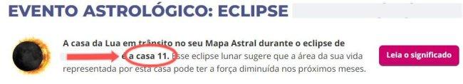 eclipse solar do dia 10