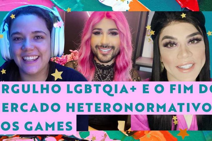 Contra a LGBTfobia e pelo fim do mercado heteronormativo dos games