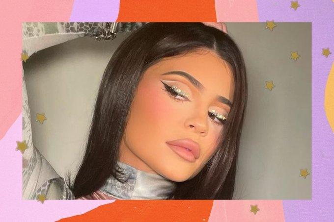 Blush Kylie Jenner