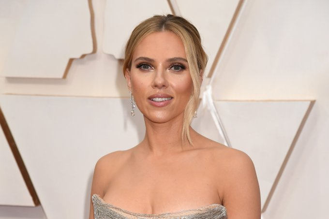 Scarlett Johansson 92nd Annual Academy Awards – Arrivals